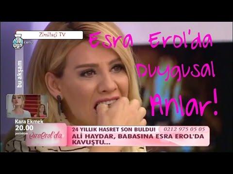 Esra Erol'da Duygusal Anlar Haydar Babasına Kavuştu  'Kardeş Payı Sezai Troll Video' - Zimilaçi TV
