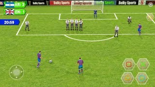 Soccer League Stars 2017 Tour: World Football Hero Android Gameplay HD