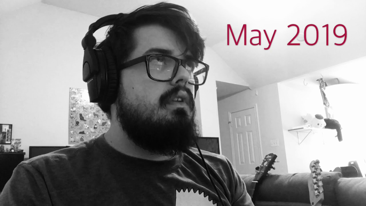Tfw it's May 2019