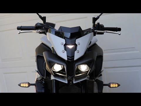 2020 Yamaha MT-10 Review   MC Commute