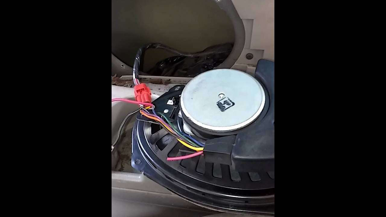 hight resolution of 99 chrysler town and country how to change over speakers from subs to 3 ways