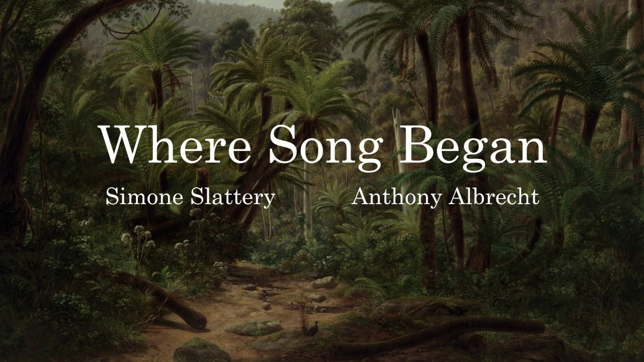Where Song Began: Australias Birds and How They Changed the World