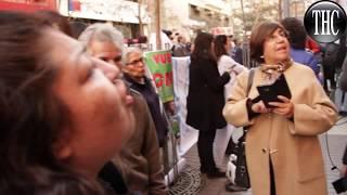 ♛ El patio trasero del Tribunal Constitucional • THC/TheClinic.cl 2017 Video