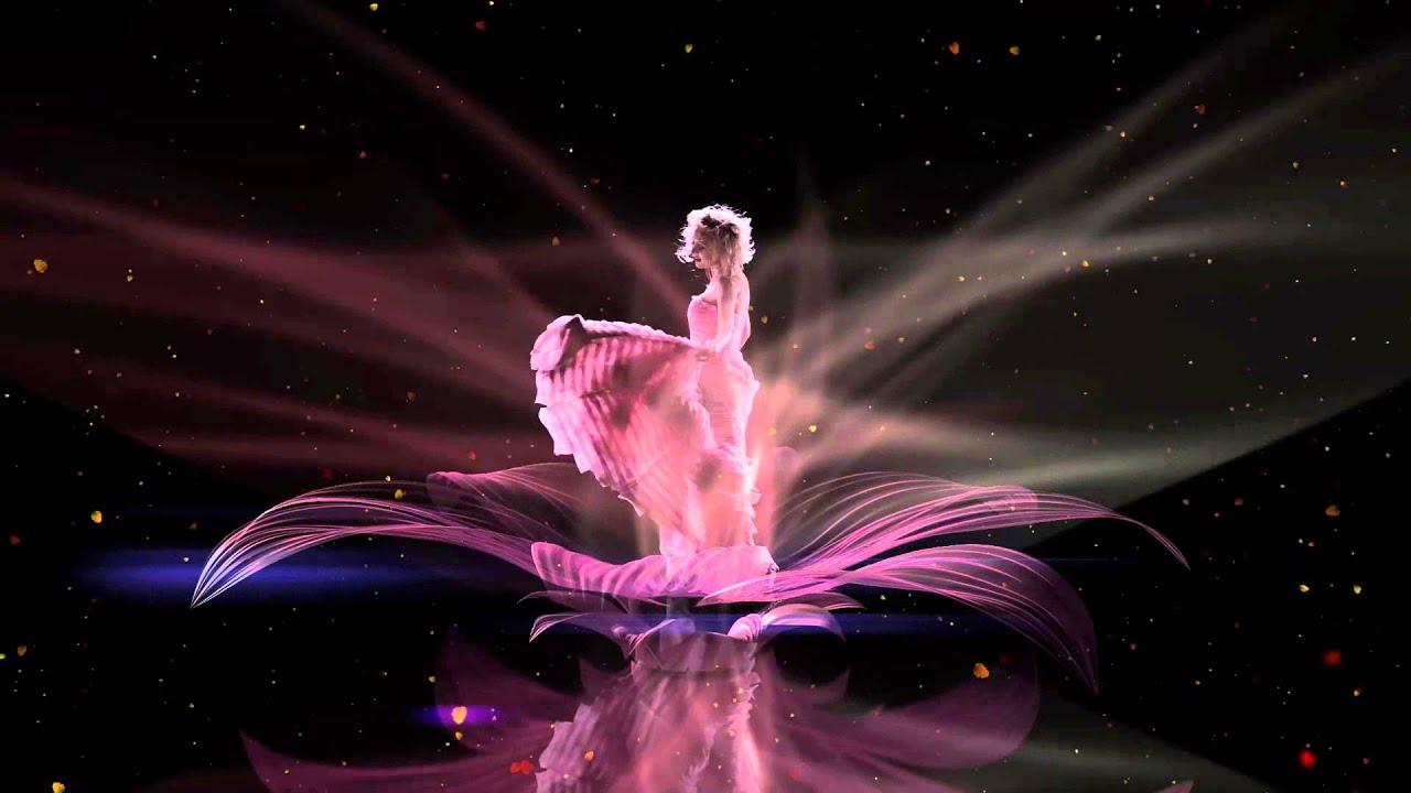 hologram dancer sound design