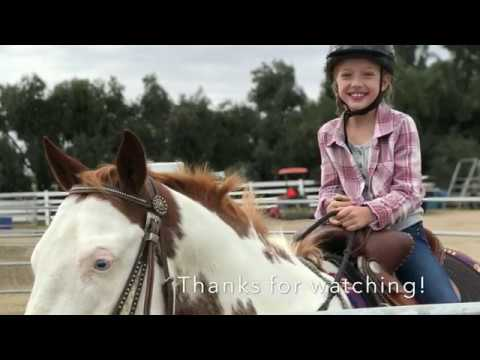 My first horseback riding lesson!!!