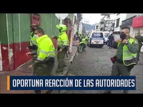 Comerciante asesinado en el centro de Ibagué fue identificado como Nelson Javier Moreno