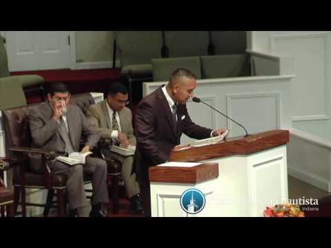 4 Piedras De Tropiezo - Pastor Rodrigo Garcia 10/09/16 Domingo AM