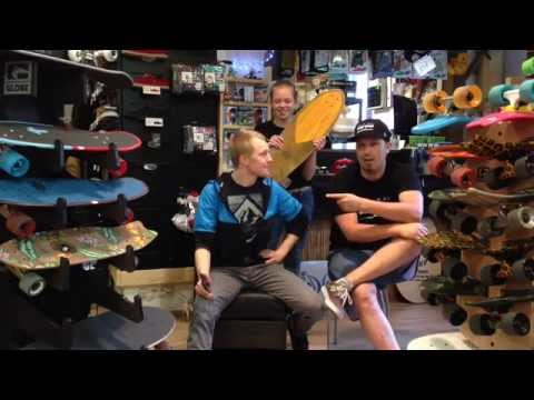 Helsinki Surf Shop picture competition with AbeOnBoard 2014