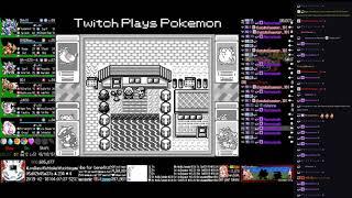 Twitch Plays Pokémon Anniversary Burning Red - Hour 123 to 124