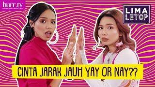 LimaLeTop! | Cinta Jarak Jauh Yay or Nay?!?