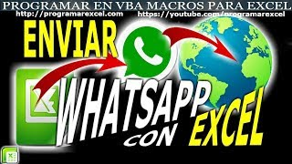 426 How to Send Whatsapp with Excel