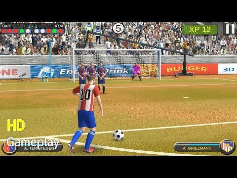 Mobile Kick - Realistic 3D Mobile Soccer Game