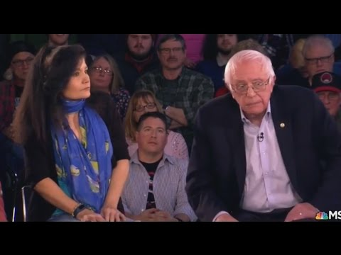 Bernie DESTROYS Trump Voters at Town Hall, They Don't Even Realize It