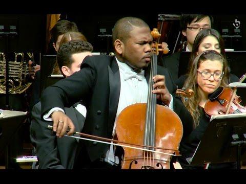 Elgar Cello Concerto - Soloist Profile (Nathaniel Taylor)