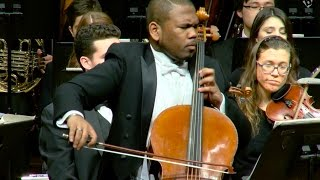 Elgar's cello concerto in e minor discussed and performed by cellist nathaniel taylor. the boston conservatory orchestra conducted jonath...