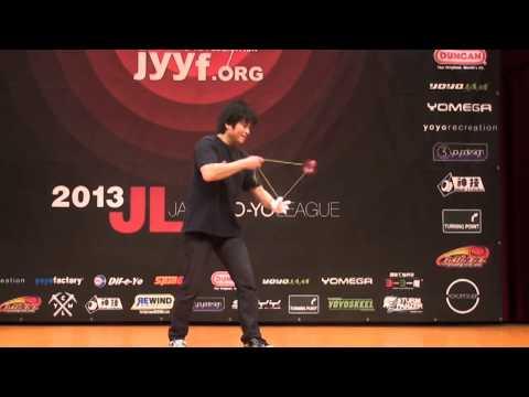 2013 Central Japan Yo-Yo Contest 4A Pre Shinya Muraki