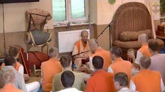 Чайтанья Чаритамрита Ади 4.56 - Бхакти Ананта Кришна Госвами