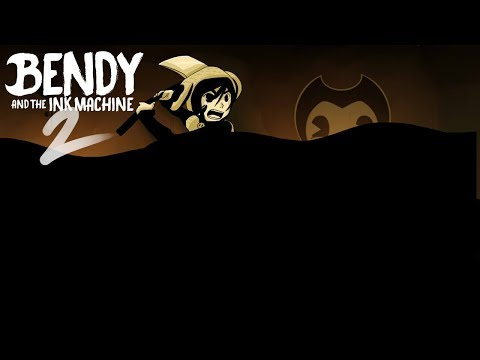 Bendy and the Ink Machine Chapter 2 - I THOUGHT IT WASN'T CREEPY! (RE-PLAYED)