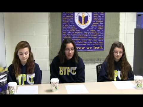 Blackstone Valley Prep Mayoral Academy Middle School December News