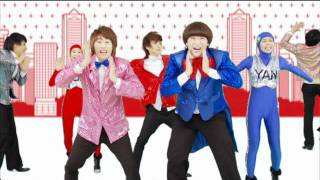 [HD]Super Junior T -  Rokkugo PV (Japanese Ver)
