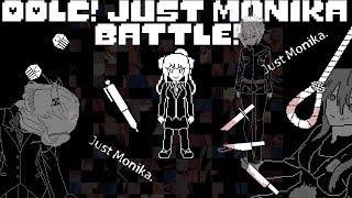 Download Lagu [unitale,CYF] DDLC! Just Monika battle! [undertale×DDLC fangame] mp3