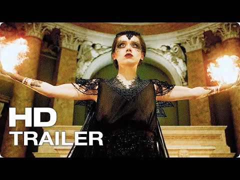 ДЕВЯТАЯ Русский Трейлер #1 (2019) Евгений Цыганов, Дэйзи Хэд Horror Movie HD