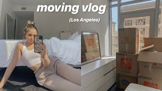 moving vlog + life update!