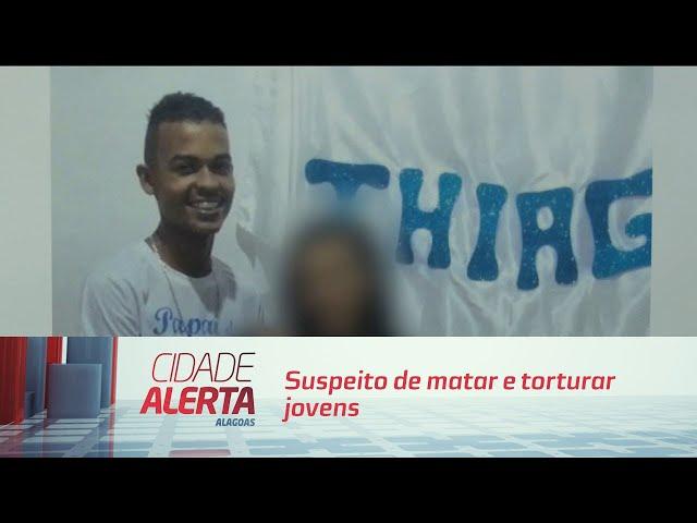 Suspeito de matar e torturar jovens no bairro Cidade Universitária é preso
