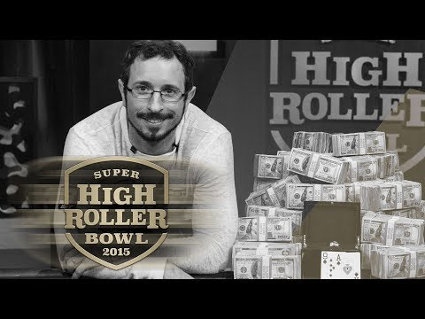 A Champion is Crowned | 2015 Super High Roller Bowl | PokerGO