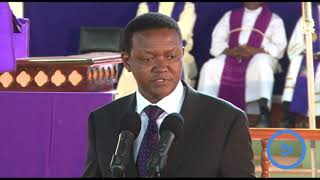 Governor Alfred Mutua calls on Kamba leaders to uphold peace