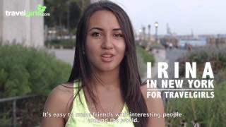 Travelgirls.com : Irina in New York City