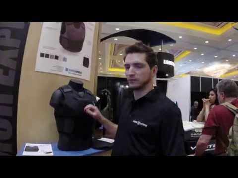 Armor Express Revolution Plus Carrier from the 2014 SHOT Show