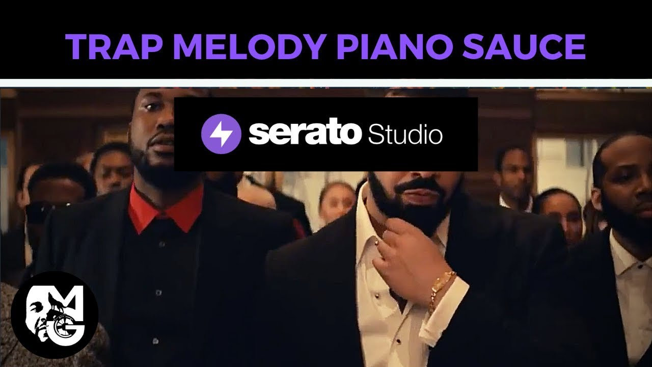 How To Make Trap Piano Samples 🌶 Sauce | Serato Studio | Wheezy Mob Type  Beat Tutorial 🎹