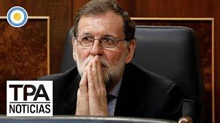 Mariano Rajoy fue destituido | #TPANoticias