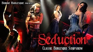 Seduction: Classic Burlesque Stripshow at Harvelle's in Long Beach