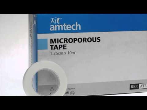 Microporous Adhesive Tape