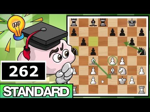 Standard Chess #262: IM Bartholomew vs. cheater (Pirc Defense)