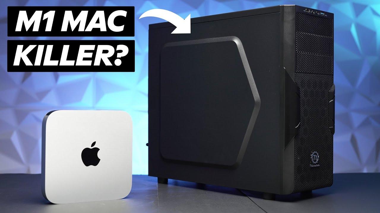 Building the $699 M1 Mac KILLER PC! (Build Guide)