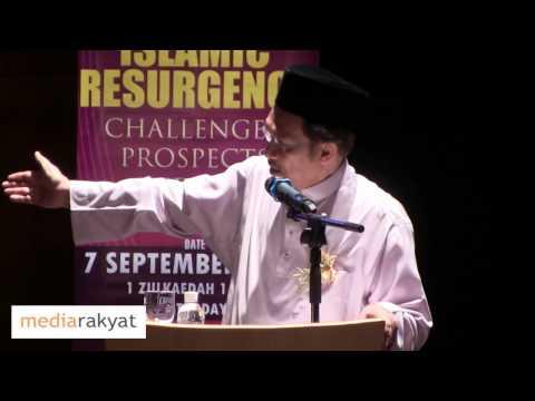 Anwar Ibrahim: Islamic Resurgence -  Challenges, Prospects & The Way Forward