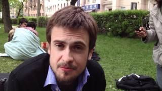 Peter Verzilov of Moscow