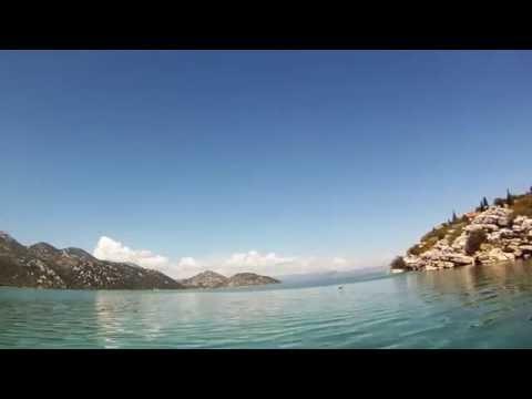Boat Tour Lake Skadar 08/2016