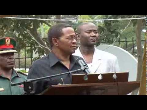 PRESIDENT KIKWETE ON ILLEGAL IMMIGRANTS' REPATRIATION FROM TANZANIA