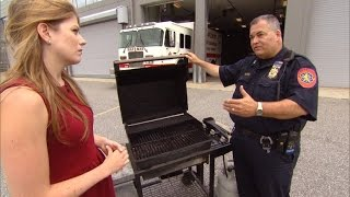 Fire Safety Tips You Need To Know When Operating a Grill This Holiday Weekend