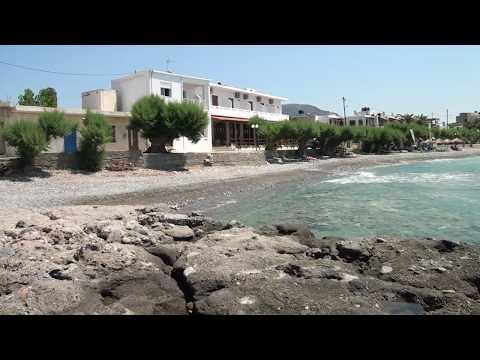 Koutsouras Beach, Crete