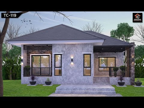 18 Small But Beautiful House With Plans You Can Copy