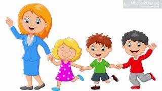 Урок 5 Англійська мова 1 клас. My family. Частина 4.