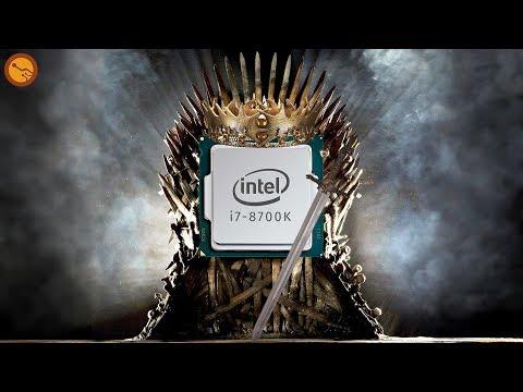 i7 8700K REVIEW. Intel quiere volver a ser el Rey. i7 8700K vs Ryzen 7 1700 vs i7 7700K