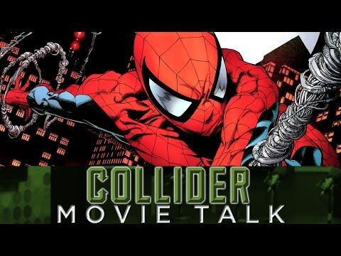 Collider Movie Talk - SPIDER-MAN Writers Talk Peter Parker, Box Office Results
