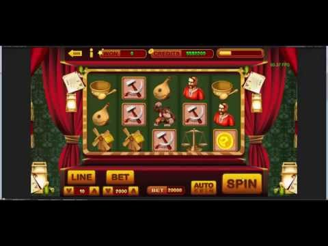 Casino Slots Game Source Code Unity 3D