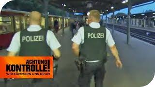 Frau wird in Berlin belästigt: Täter flieht! | Achtung Kontrolle | kabel eins